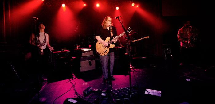 Warren Haynes Concert At The Orange Peel