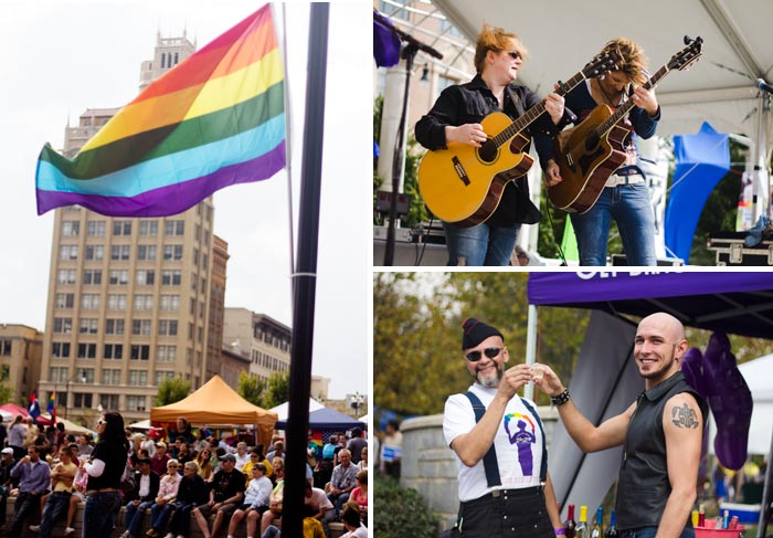 Asheville Shows LGBTQ Folks Some Love