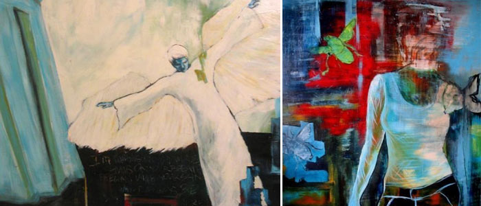 A Dance of Color: Marla Mirabal