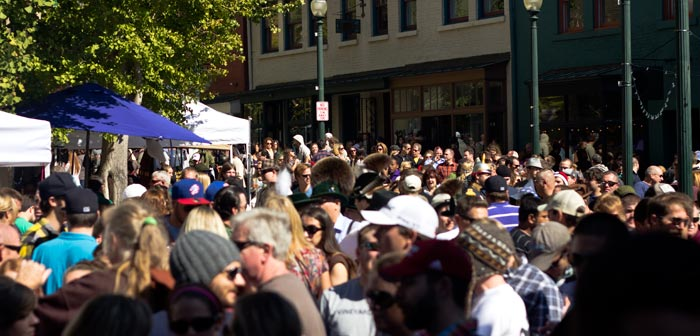 Oktoberfest becoming an asheville tradition the for Harmony motors asheville nc