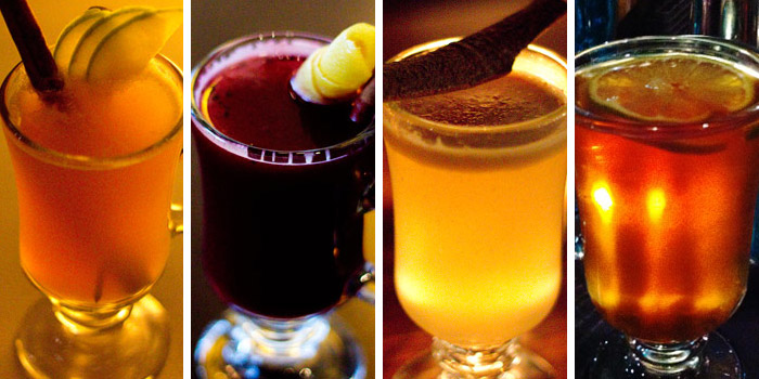 Amuse Booze: Winter Warmers