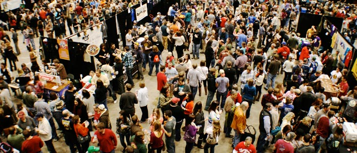 Beer Enthusiasts Flock to Winter Warmer