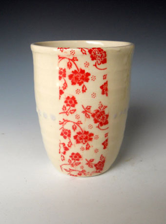 Be Mine Porcelain Cup